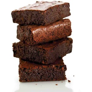 Amazing Chocolate Pot Brownies