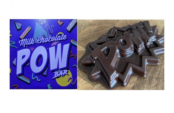 pow bar milk