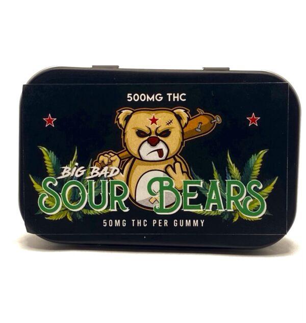 Sativa Sour Bears